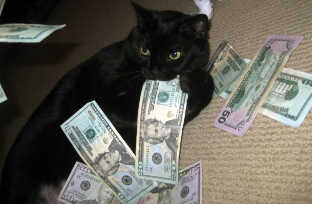Черный багатей