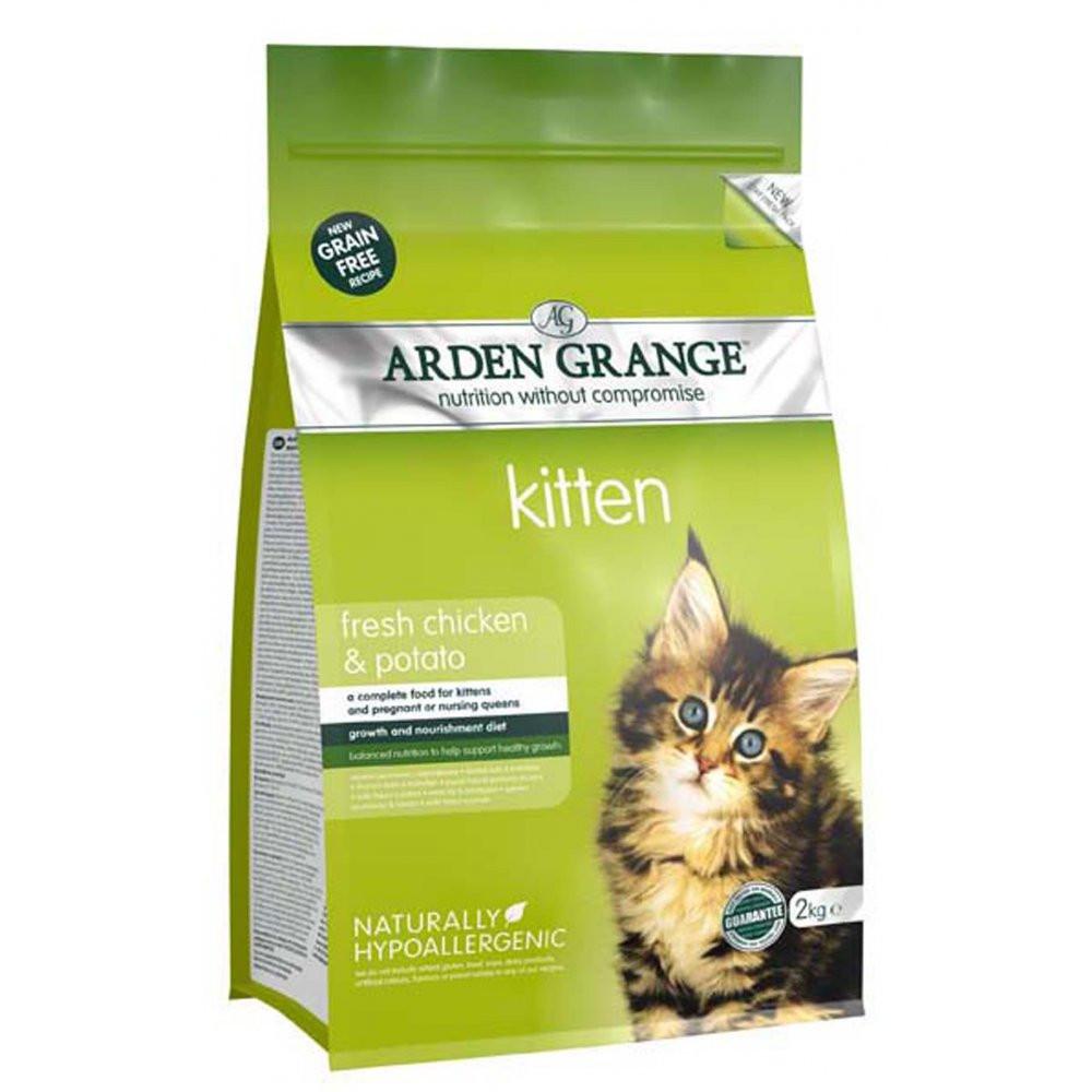 Упаковка корма для котят Arden Grange