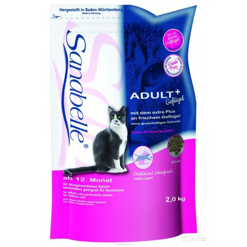 Упаковка еды для кошек Sanabelle