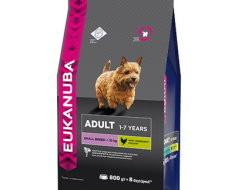 Упаковка Eukanuba Small Breed