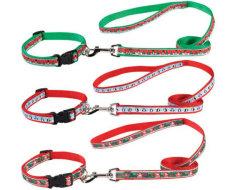 Разноцветные поводки для собак