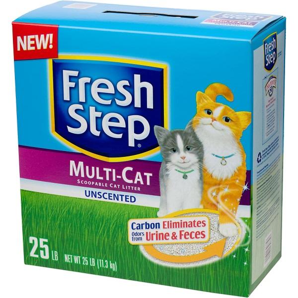 Упаковка Fresh Step