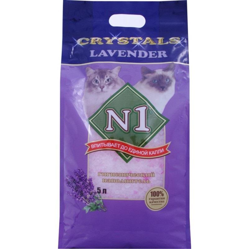 №1 Crystals Lavander